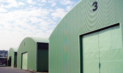 南埠頭倉庫